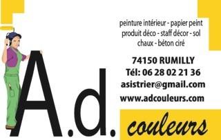 AD Couleurs logo