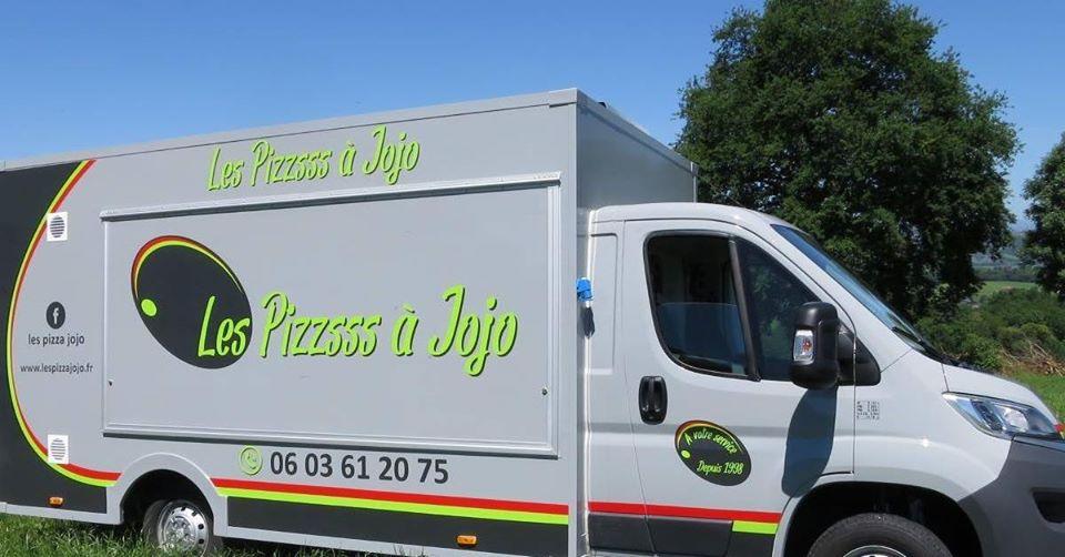 Pizz à Jojo – Camion Pizza des Casernes
