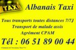 Albanais Taxi