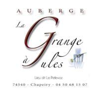 Auberge La Grange à Jules