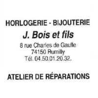 Bijouterie Bois